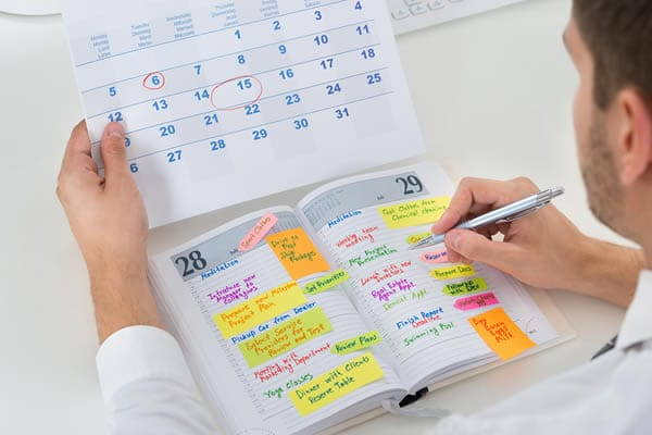 flexible schedule