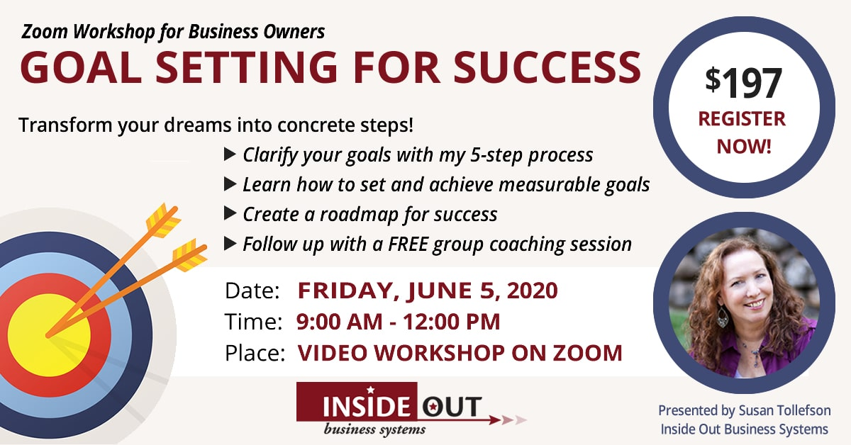 Workshop: Goal Setting for Success