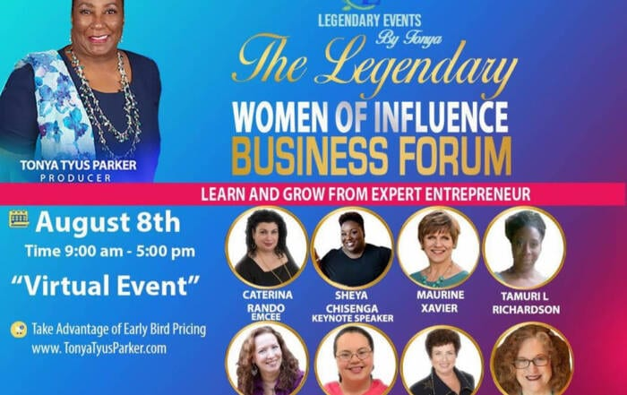 Women of Influence Business Forum