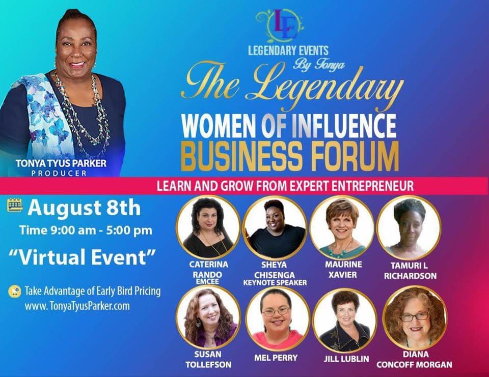 Women of Influence Business Forum
