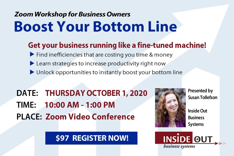 Bottom line event October 2020