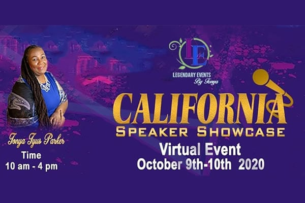California Speakers Showcase 2020